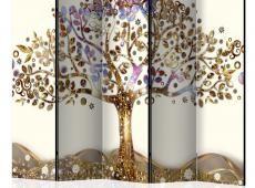 Paraván - Golden Tree II [Room Dividers]